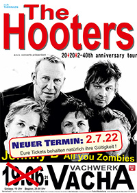 Plakat The Hooters